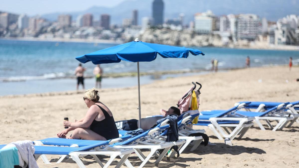 El tiempo en Alicante: jornada veraniega con máximas de 33 grados en el interior