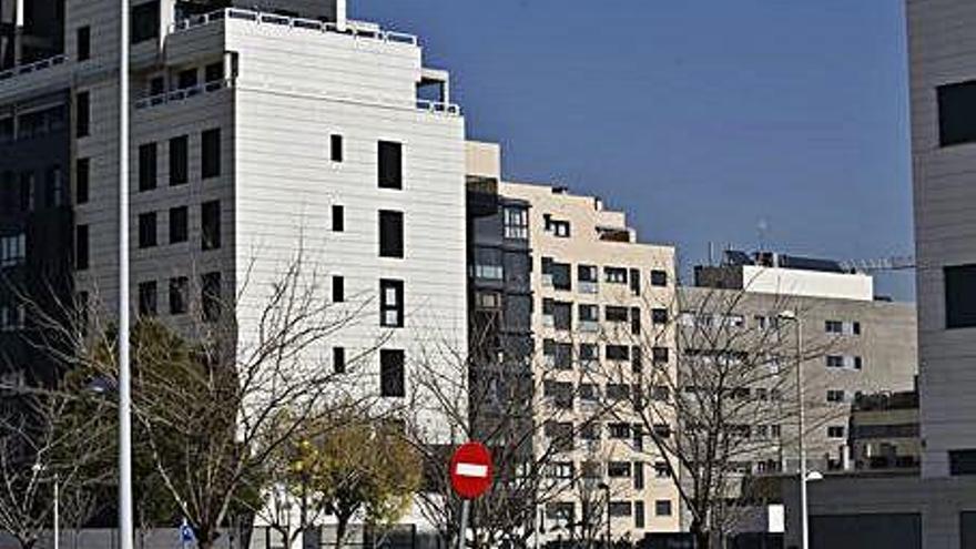 El preu de l'habitatge de segona mà augmenta l'1,13%