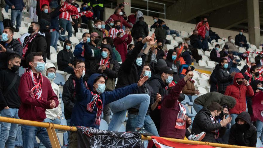 La venta de entradas para el CD Badajoz - Zamora CF avanza a buen ritmo