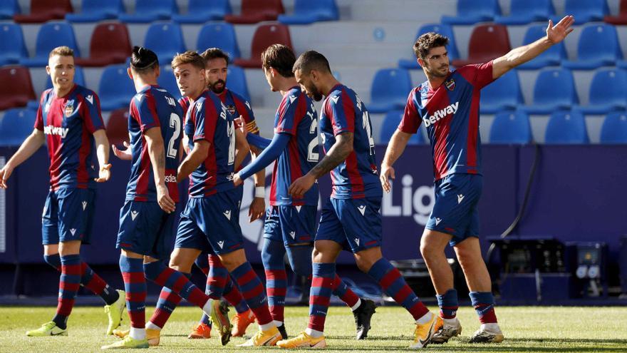 Sigue en directo el Levante UD-Sevilla