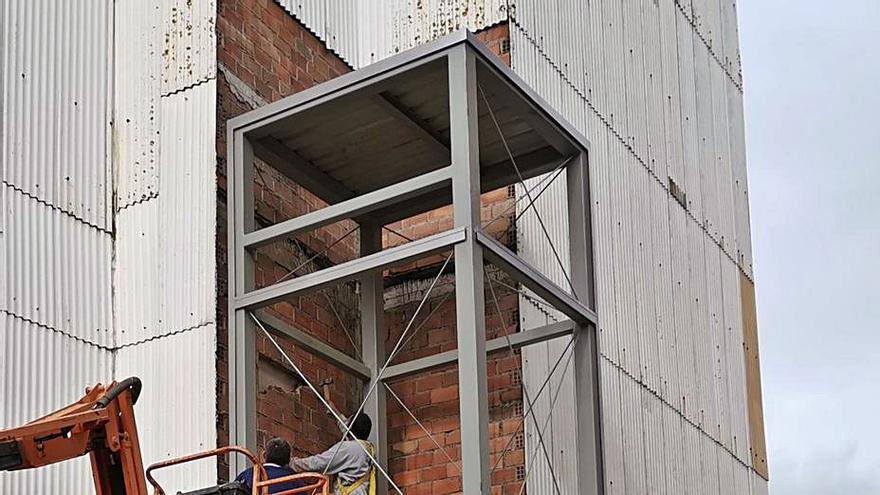 Bum de instalación de ascensores en viviendas unifamiliares