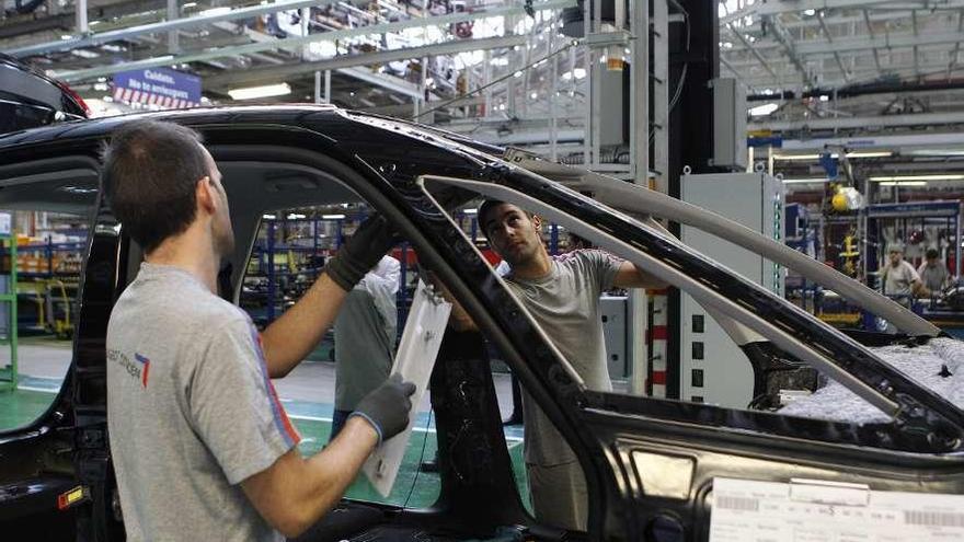 El sector asturiano de componentes, en riesgo por deslocalizaciones del automóvil