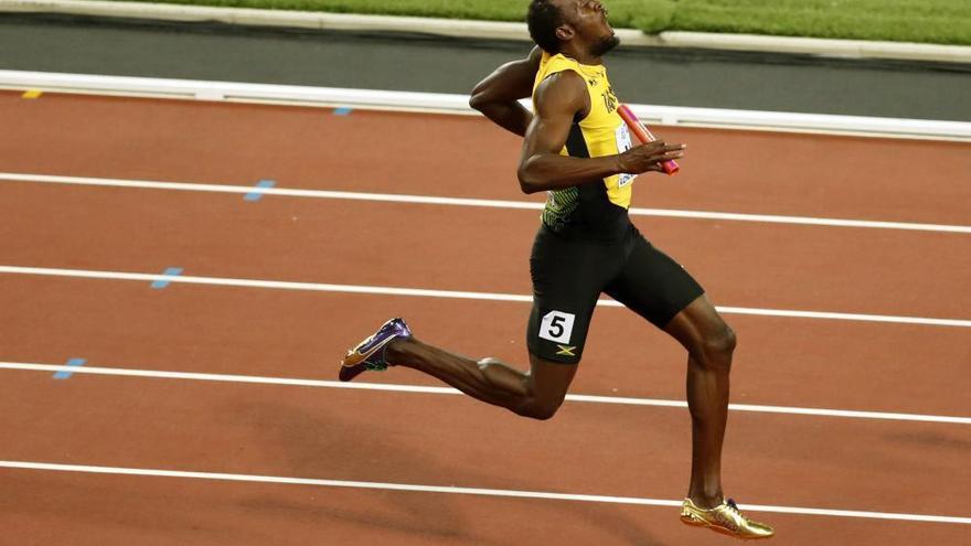 Usain Bolt se despide del atletismo con una lesión CÓMO RECUPERARSE ANTES DE UNA LESIÓN MUSCULAR