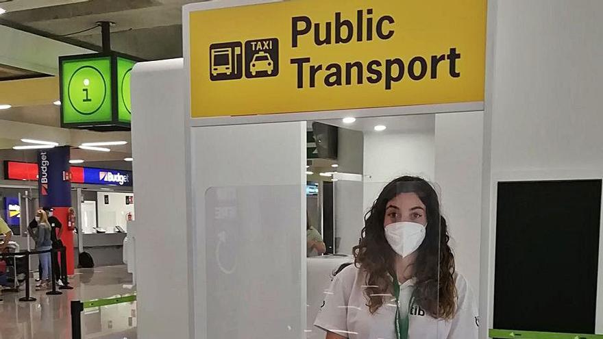El TIB pone en marcha una campaña para promocionar  el transporte público