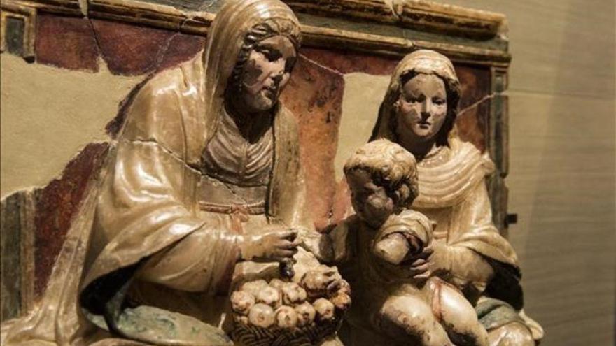 Sijena pide investigar aparición de pieza de su patrimonio en Museo Zaragoza