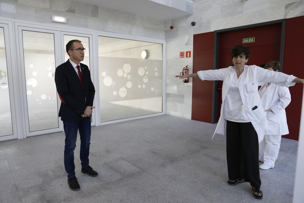 El centro de Barros, para pacientes leves