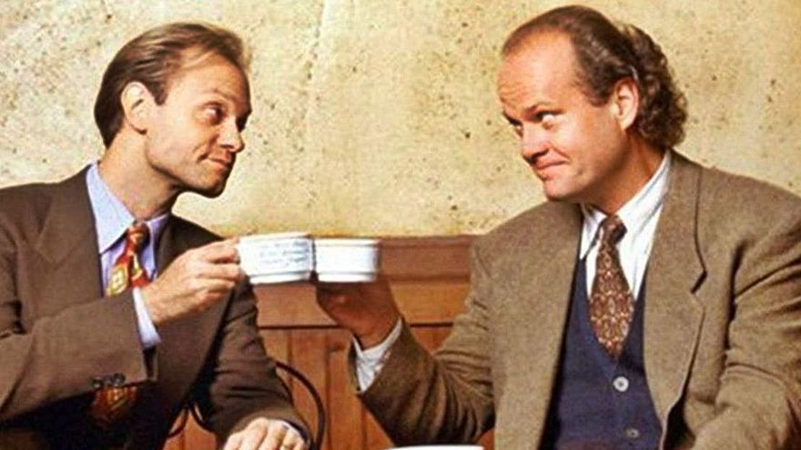 La nueva plataforma Paramount+ revivirá la mítica comedia 'Frasier'