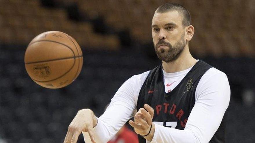 Los Raptors de Gasol e Ibaka ganan, los Suns de Rubio pierden en la jornada de NBA