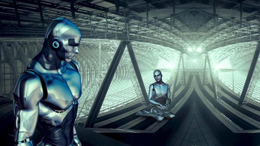 Crean robots inteligentes que se alimentan de neuronas «vivas» para actuar como humanos