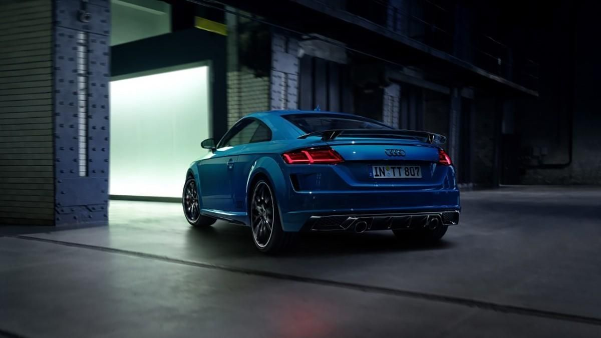 Audi presenta la versión S line competition plus para el TT