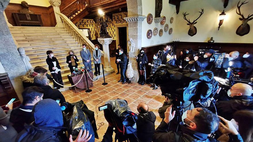 El Estado rectifica y anuncia 'in extremis' que recurrirá la sentencia del pazo de Meirás