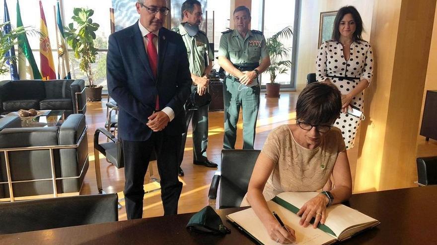 La Diputación y la Guardia Civil retoman la rehabilitación y conservación de las casas cuartel