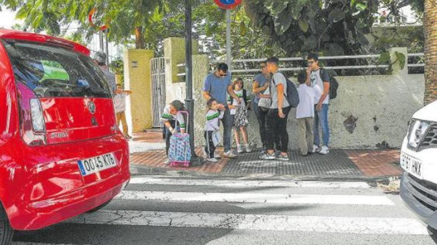 La capital planea la creación de caminos escolares seguros y de 'supermanzanas'