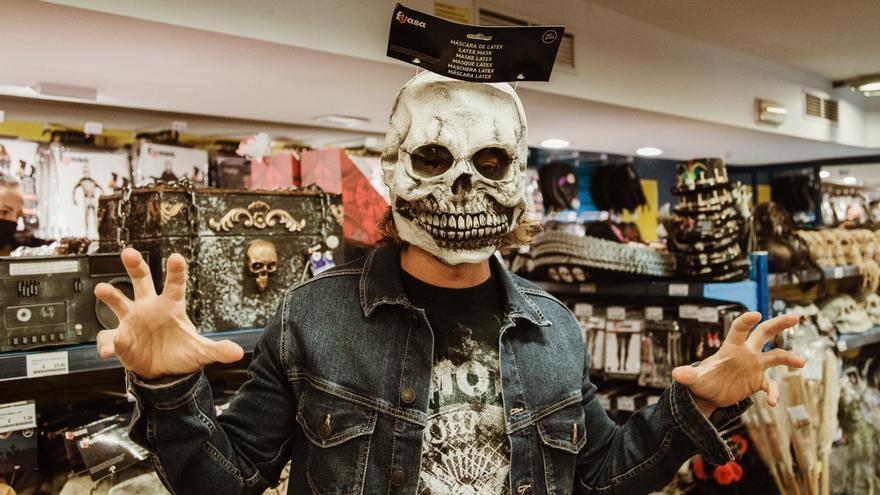 Halloween entre esqueletos y 'El juego del calamar'