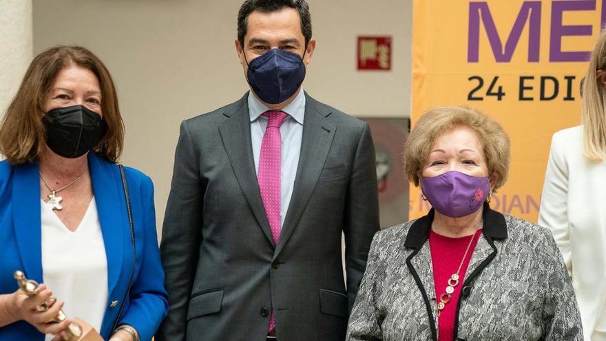 """Juanma Moreno: """"La desigualdad es la mayor vergüenza que puede tener una sociedad"""""""