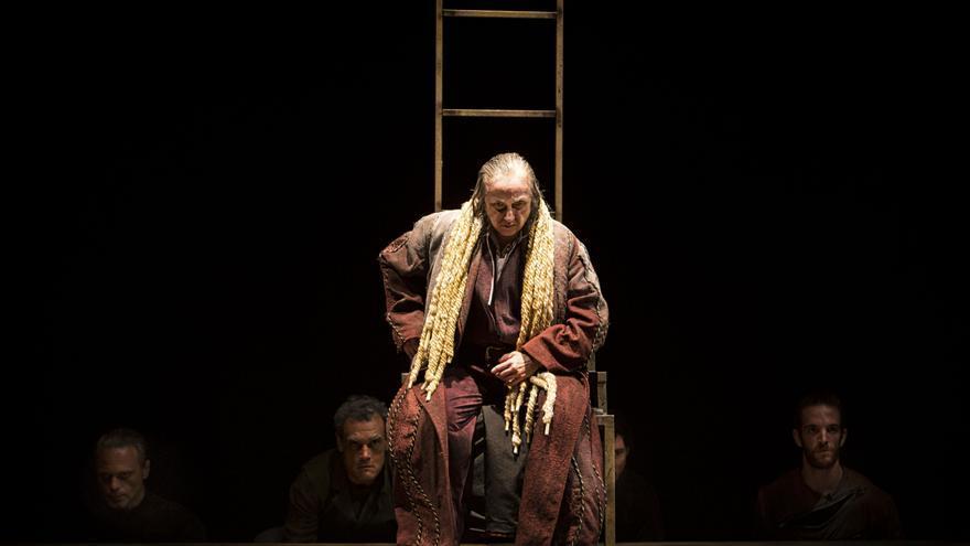 """""""El Rey Lear"""" regresa al teatro Cuyás"""
