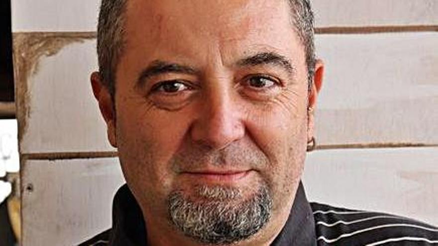 Hermenegildo Casamayor cierra su trilogía negra con la publicación de «Rol»