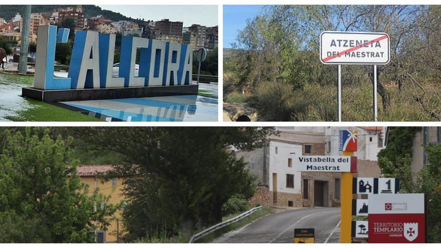 L'Alcora, Atzeneta, Vistabella... ¿Qué significan los nombres de los pueblos de la comarca de l'Alcalatén?