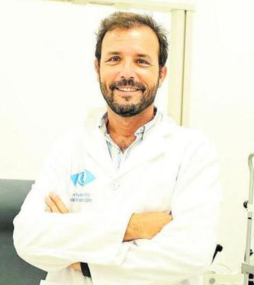 El Instituto Pitiuso de Oftalmología está en Vila Parc. |