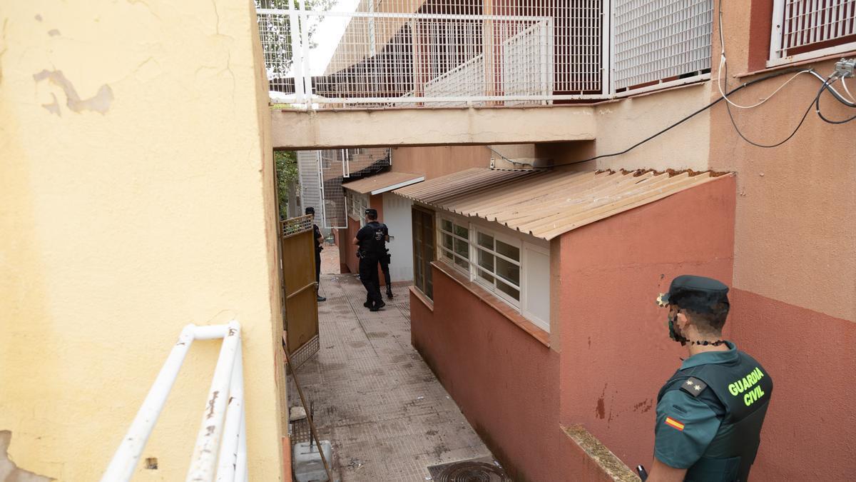 Operación en Caravaca