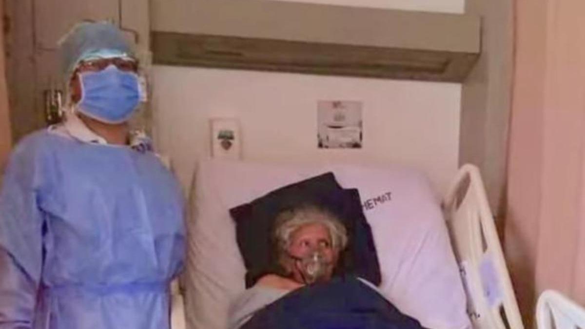 Una mujer 'resucita' tras ser dada por muerta de coronavirus e incinerada