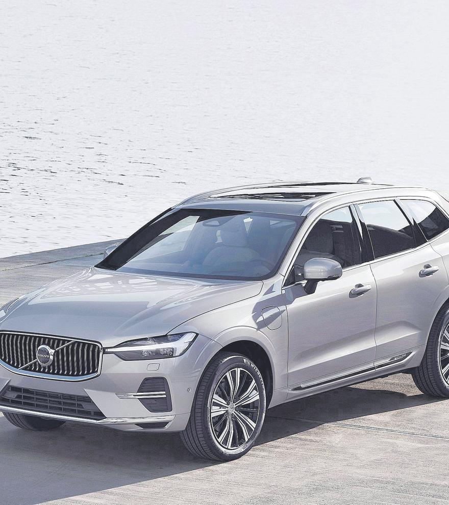 Volvo XC60, potencia con eficiencia