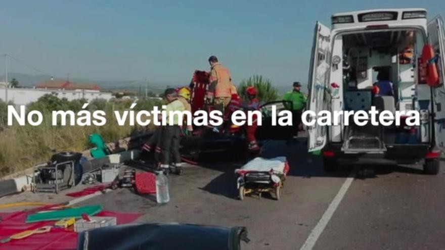 No Más Víctimas En La Carretera