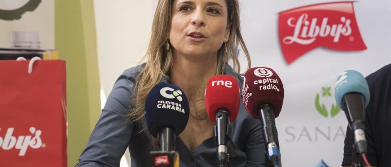 Rueda de prensa del CV Haris  previa a su participación en la Copa de la Reina