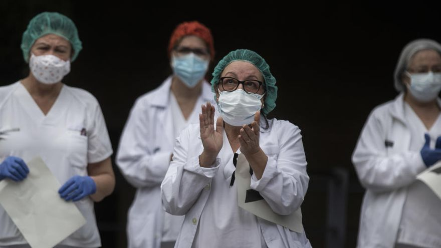 Los médicos alertan del alto riesgo de un nuevo colapso sanitario