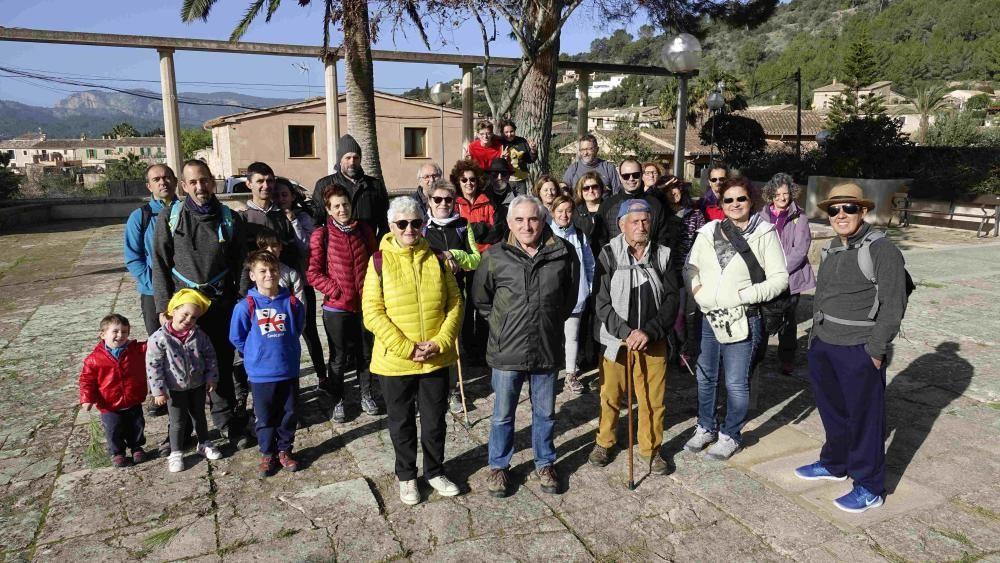Excursión reivindicativa al Molí des Castellet