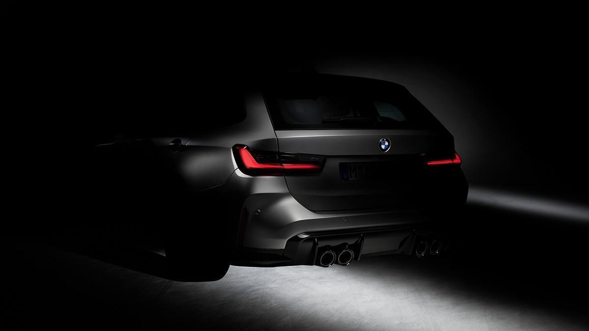 BMW anuncia el primer M3 Touring de la historia