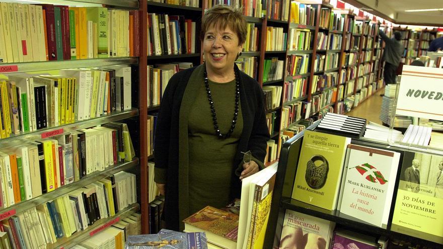 Conchita Quirós, propietaria de la Librería Cervantes: una vida en imágenes