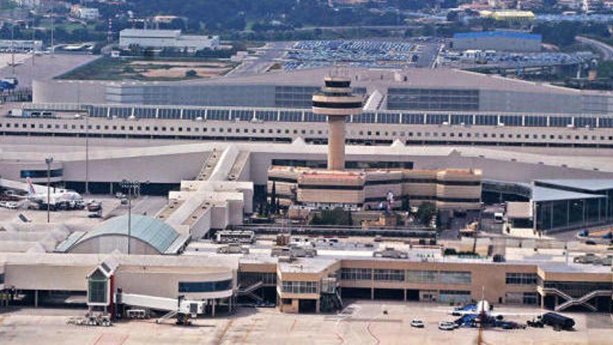 Flughafen Mallorca erweitert seine Fluggastbrücken