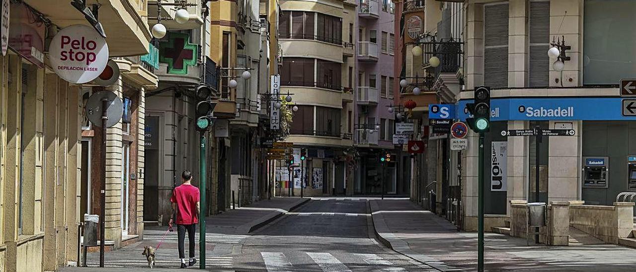 El sector turístico y el comercio rebasan la barrera de los 100.000 despidos temporales por el coronavirus