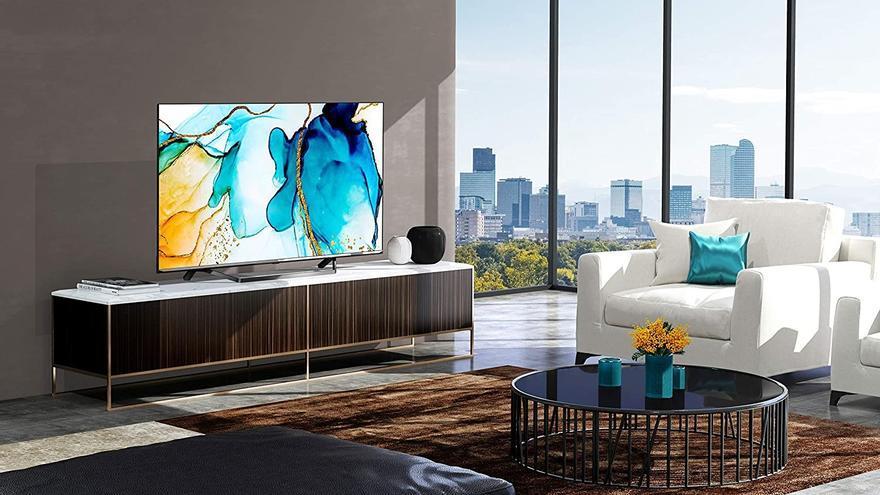 Ofertas Black Friday: televisores a mitad de precio,  y 250€ de ahorro en un proyector LG