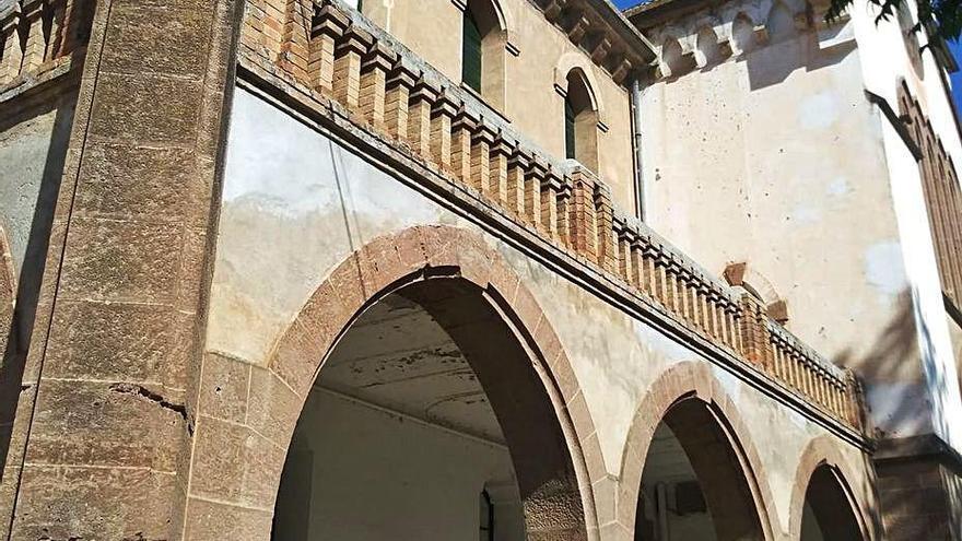 Sant Mateu ja té el projecte per al local de la rectoria de Valls