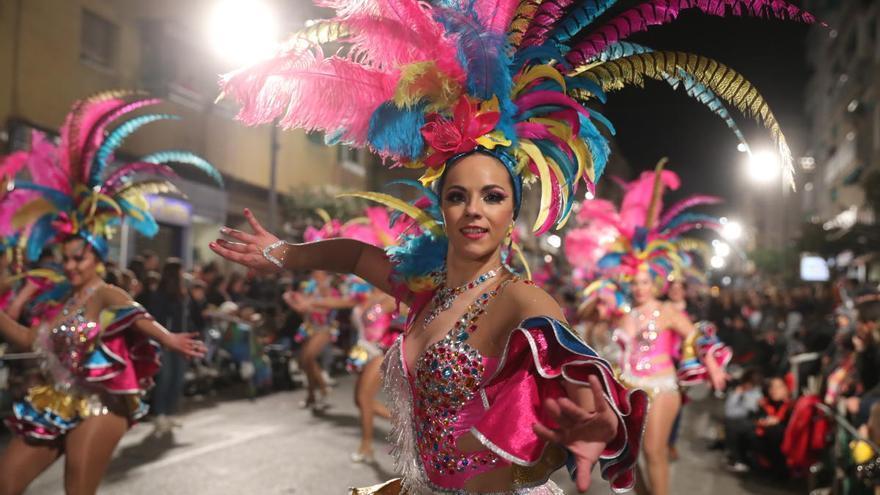 La covid también obliga a suspender el carnaval de Águilas 2021