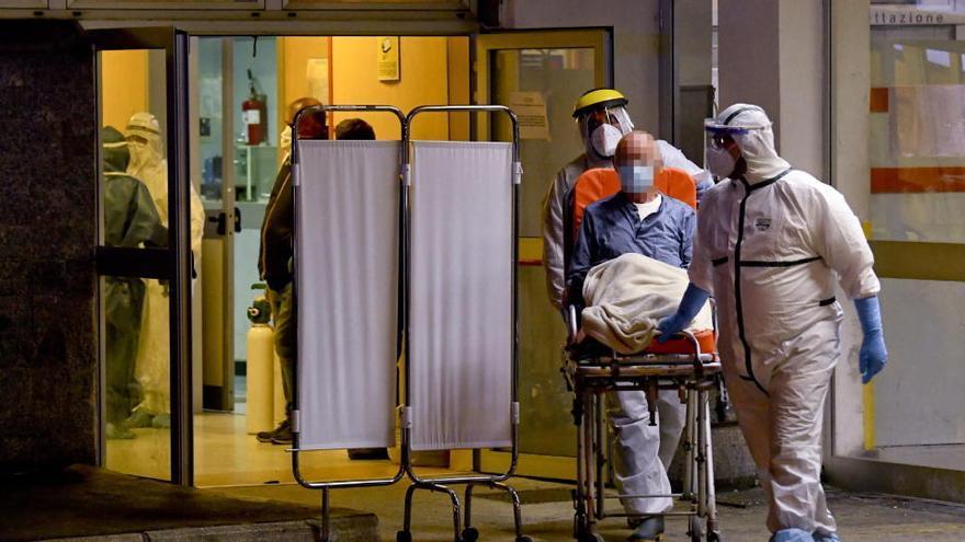 La pandemia rebasa los 600.000 casos diarios