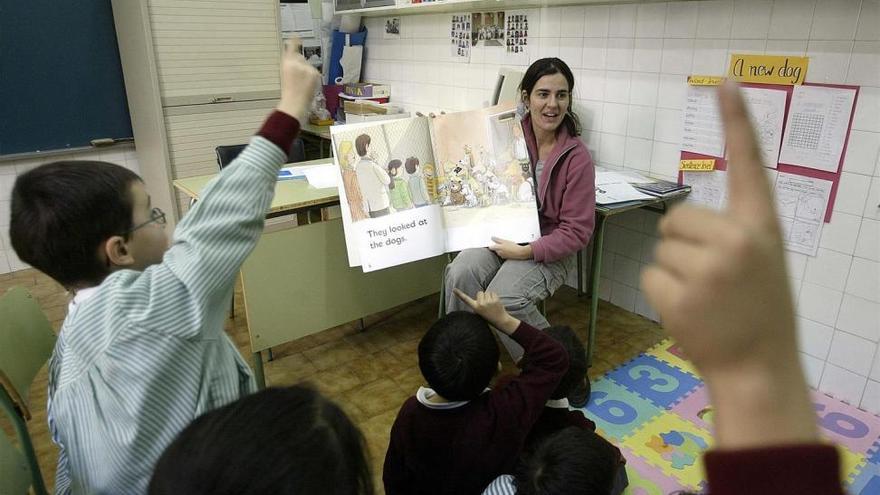 Los colegios de Castellón darán más inglés y valenciano el curso que viene