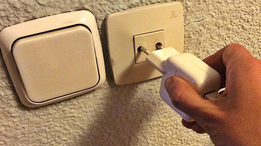 El preu mitjà de la llum bat tots els registres i es dispara fins als 288 euros el MWh