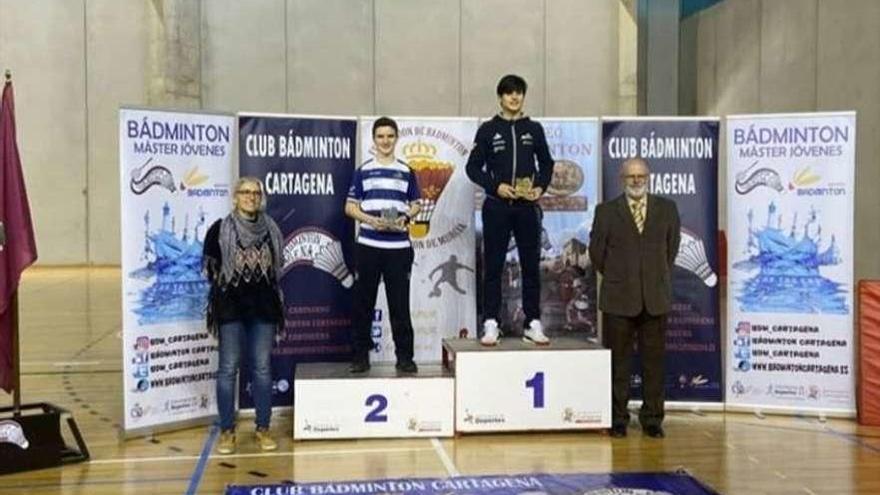 Rodrigo Sanjurjo vence en el Máster nacional celebrado en Cartagena