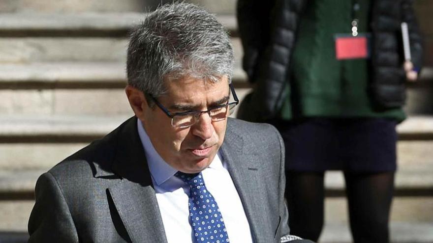 ANC y Òmnium pagan la multa del Tribunal Supremo a Homs