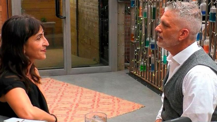 """La sorprendente coincidencia de Roya y Antonio en 'First Dates': """"Somos casi familia"""""""