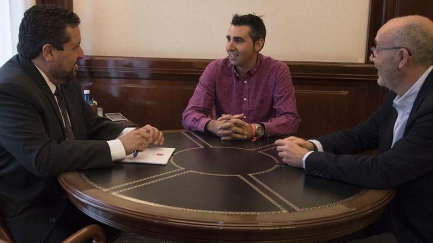 Diputación y Sepelaco firman un convenio por la XXXVI Volta a la Província