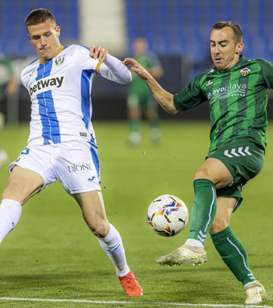 Todos los goles de la jornada 28 de Segunda: el Leganés se estrella en Castellón