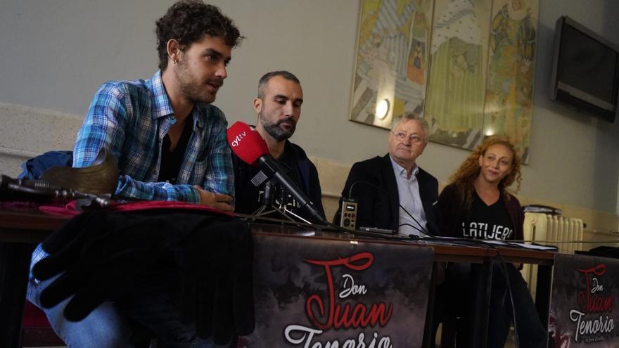 La Tijera representará el Tenorio en el cementerio de Zamora