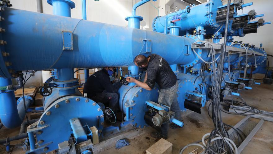 El Gobierno reabre el trasvase y las reservas del Tajo garantizan el suministro de agua todo el año