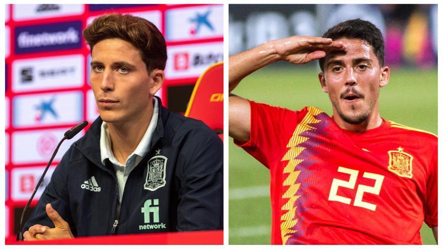 HISTÓRICO   Pau y Fornals: Dos jugadores de Castellón, juntos en la selección española