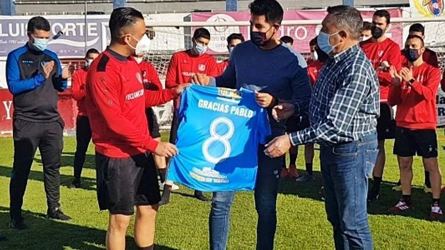 Pablo Vivanco se retira tras su grave lesión de rodilla
