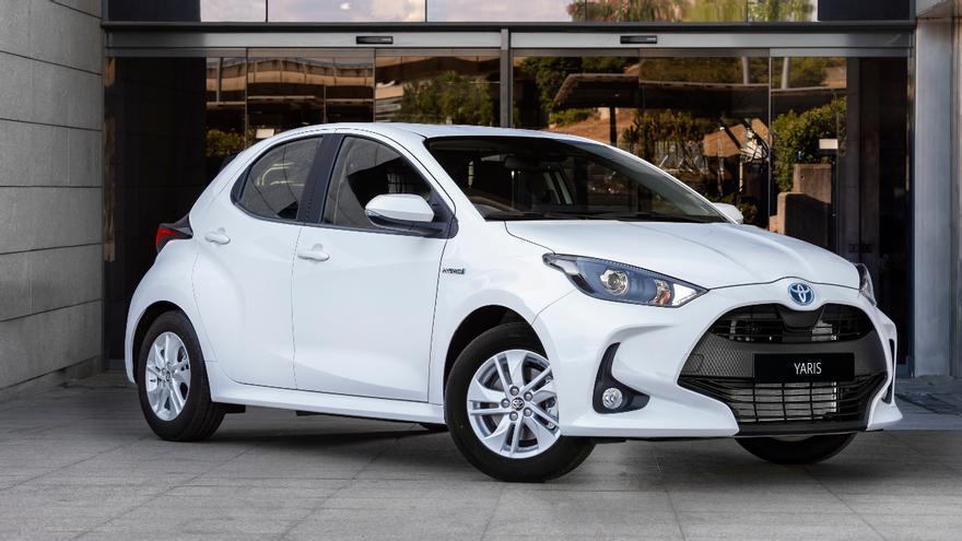 Nuevo Toyota Yaris Electric Hybrid ECOVan, la mejor opción para el transporte y reparto urbano